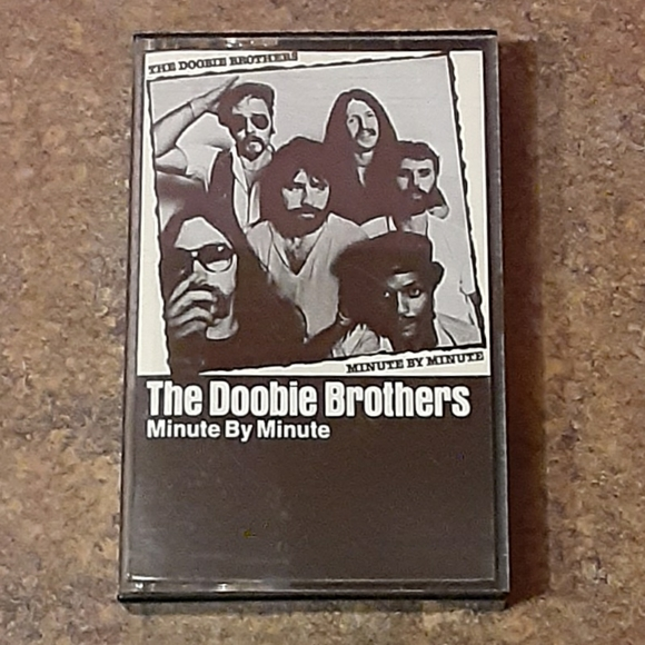 "The Doobie Brothers ""Minute By Minute"" Cassette Ta"